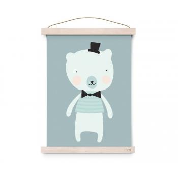 Dandy Mister Polar Poster