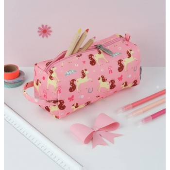 Lovely Horse Pencil Case