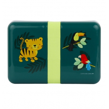 Jungle Tiger Lunch Box