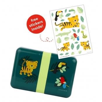 Jungle Tiger Lunch Box