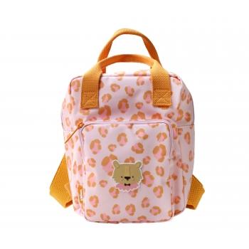 Cheetah Print Small Backpack