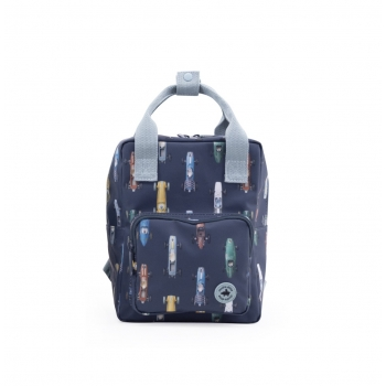 Small Race Cars Backpack