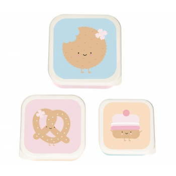 Lunch Box Sweeties - Set of 3
