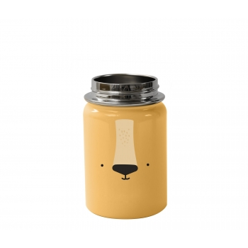 Lion Stainless Steel Water Bottle