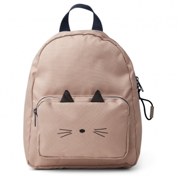 Rose Cat Backpack - Allan