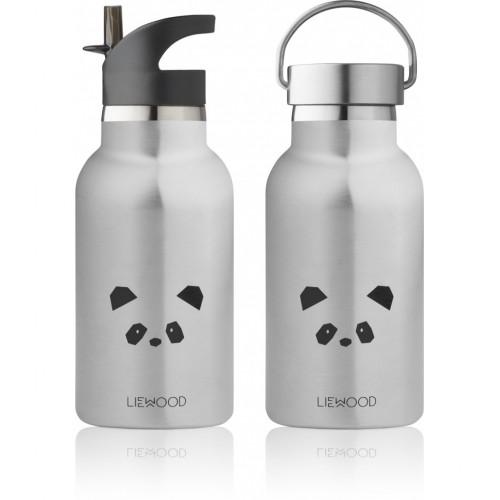 Panda Stainless Steel Water Bottle - Anker