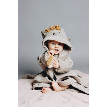 Lion bathrobe - Lily