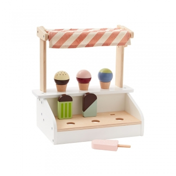 Ice Cream Table Stand Bistro