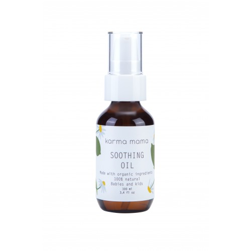 Soothing Baby Oil