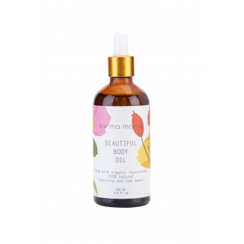 Beautiful Mama Body Oil
