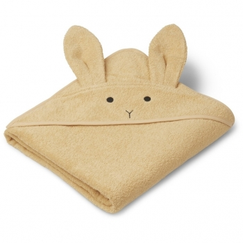 Rabbit Towel - Augusta - Smoothie Yellow