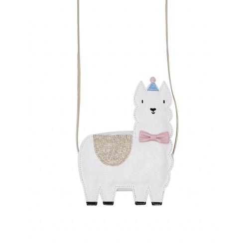 Carnival Llama Shoulder Bag