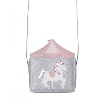 Carousel Horse Shoulder Bag