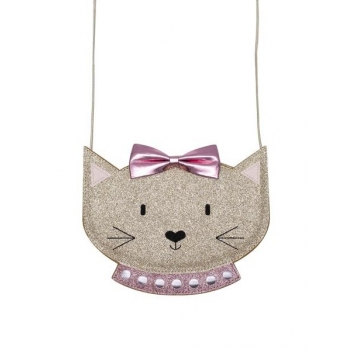 Well Dressed Cat Shoulder Bag