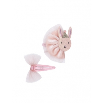 Carnival Bunny Hair Clip Set