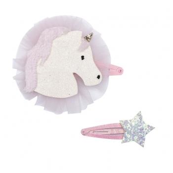 Fable Unicorn Hair Clip Set