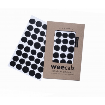 Black Dots Weecals