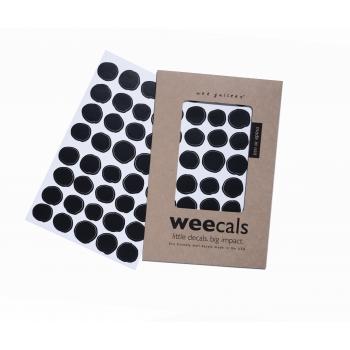Black Dots Weecals