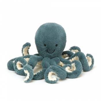 Storm Octopus Small Soft Toy