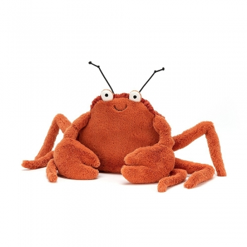 Crispin Crab Medium Soft Toy