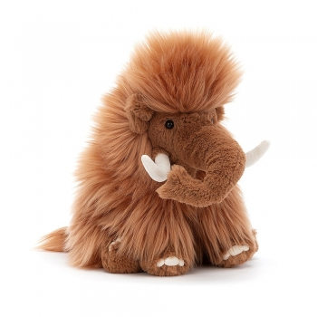 Maximus Mammoth Little Soft Toy