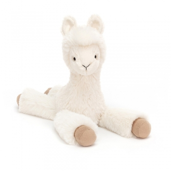 Dillydally Llama Medium Soft Toy
