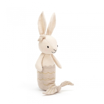 Merbunny Cream Soft Toy