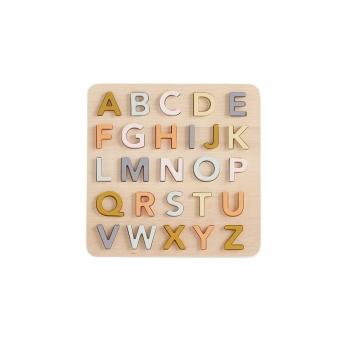 Wooden ABC Puzzle