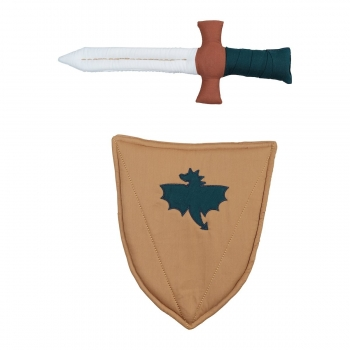 Soft Play Shield & Sword