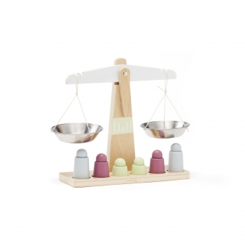 Wooden Scale - Bistro