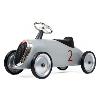 Rider Silver - Ride-on Push Car