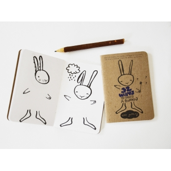 32 Ways to Dress Up Drawing Book - Bunny