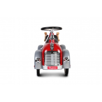 Speedster Fireman - Ride-on Push Car