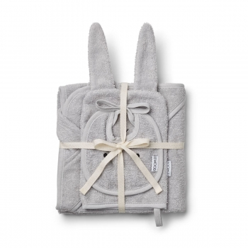 Adele Rabbit Terry Baby Gift Package