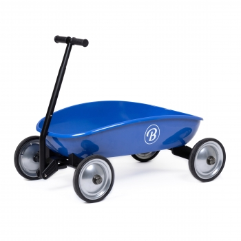 My Great Blue Wagon - Handcart