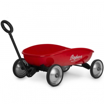 My Great Red Wagon - Handcart