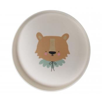 Lion Bamboo Dinner Set
