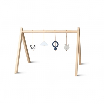 Wooden Playgym - Boy