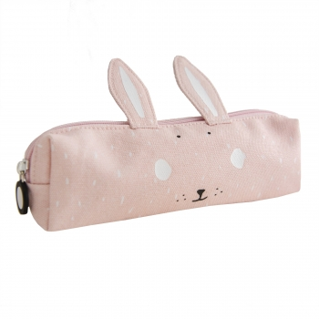 Mrs Rabbit Long Pencil Case