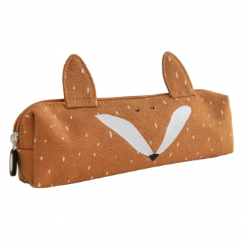 Mr Fox Long Pencil Case