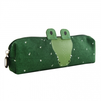 Mr Crocodile Long Pencil Case