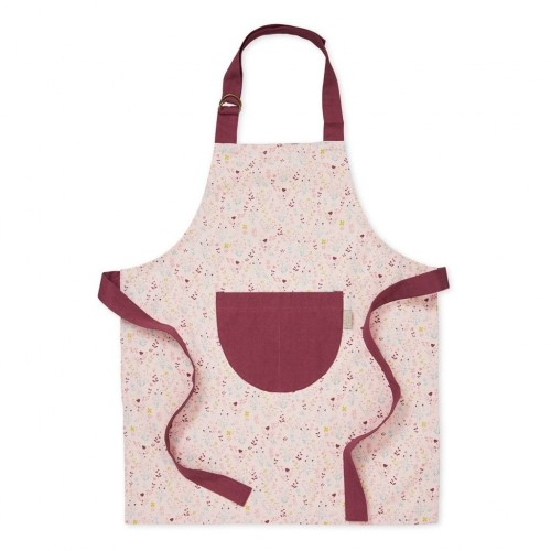 Kids Apron - Pressed Leaves Rose