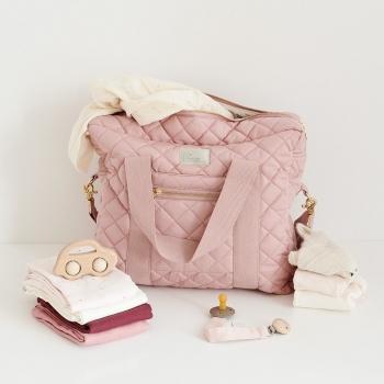 Muslin Cloth 2-pack - Etoile Rose