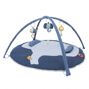 Activity play mat with arches - Mrs Elephant