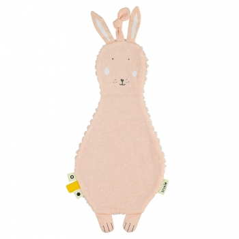Mrs Rabbit Flat Pacifier Cuddle