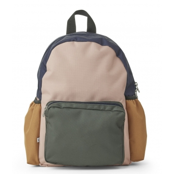 School Backpack Wally Rose Multi Mix
