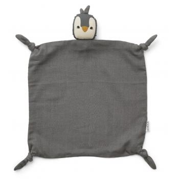 Agnete Cuddle Penguin Stone Grey