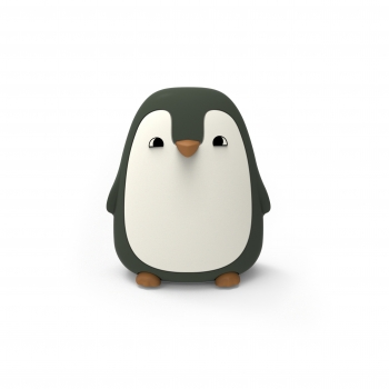 Ditlev Night Light Penguin Hunter Green