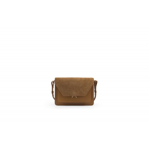 Cider Brown Satchel - The Sticky Sis Club