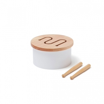 White Mini Drum